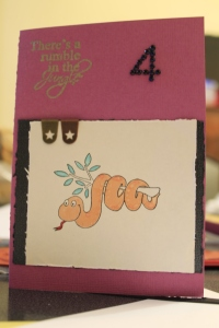 Nephew's Birthday Card
